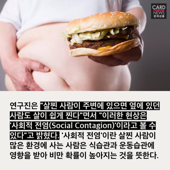 [카드뉴스]내가 뚱뚱한 이유, 너 때문이었어