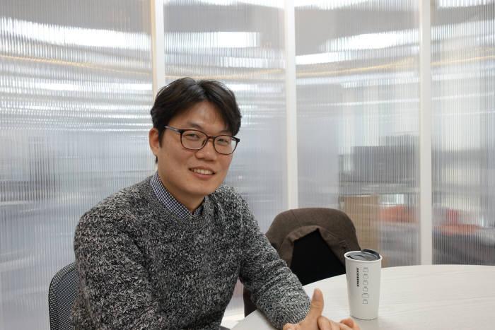 김복기 왓비타 대표