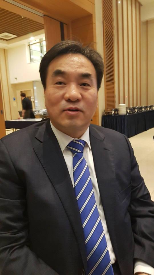 정수환 대경융합산업발전협회 신임 회장