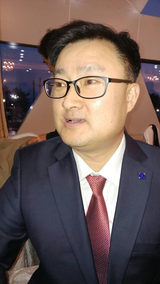 이상봉 신임 부산정보기술협회장.