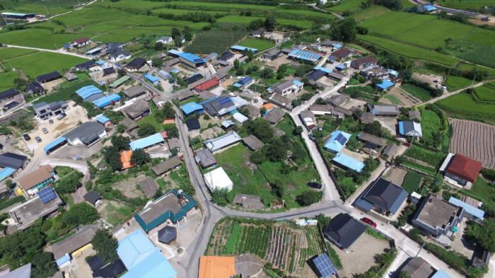 구룡포 그린홈 사업지역.