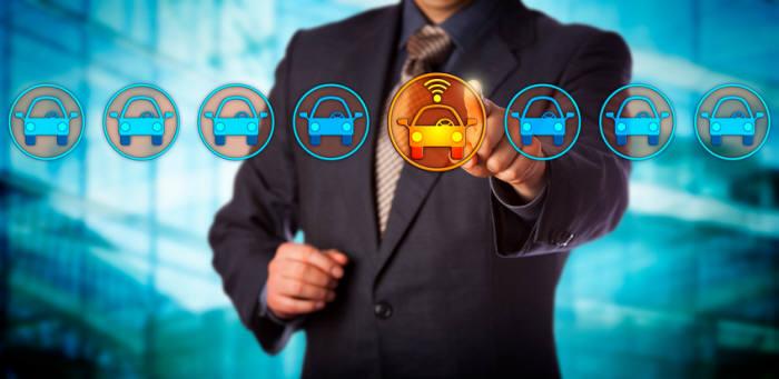 바이두, 알리바바, 텐센트 등 중국의 인터넷 공룡 기업들이 자동차 산업을 뒤흔들고 있다. <사진 출처: 게티이미지뱅크>