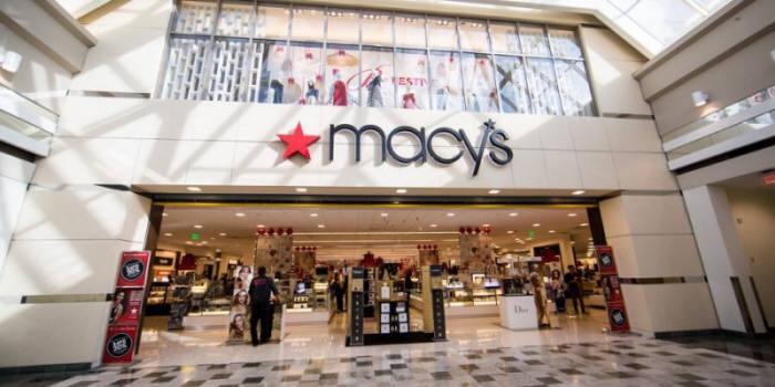메이시스 백화점 전경(자료: 솔루엠)