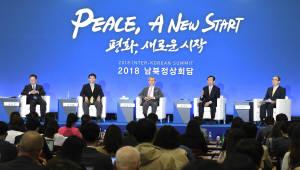 '비핵화 평화정착 및 남북관계 발전' 좌담회