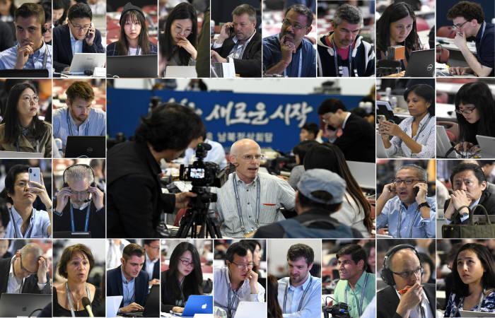 [2018남북정상회담]대한민국을 향한 세계의 시선