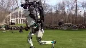 보스턴다이나믹스, 조깅·자율주행 로봇 공개