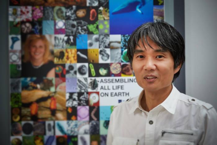 박종화 UNIST 게놈산업기술센터장