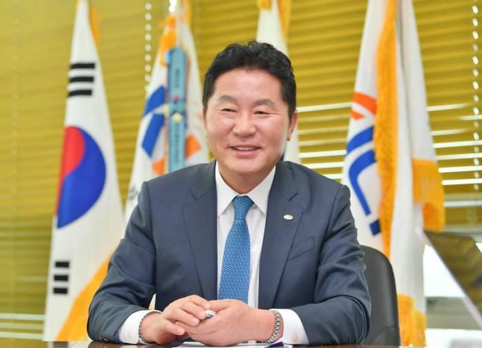 [인터뷰]정상호 한국정보통신공사협회 회장