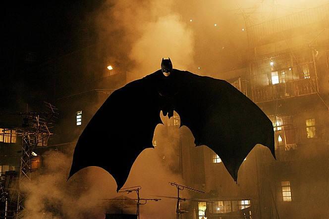 배트맨 비긴즈 영화장면