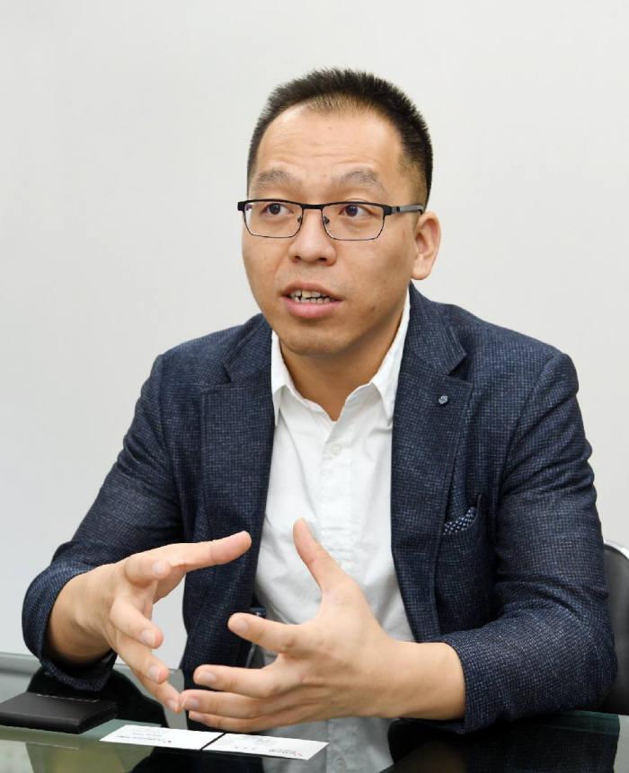 모빙 중국 월튼체인 CEO