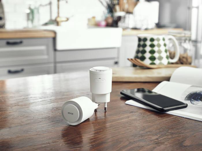 솔루엠, 실내 공기 측정 IoT '키코에어' 출시