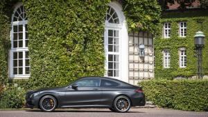 '질주본능' 자극하는 고성능 車 '메르세데스-AMG C63S'