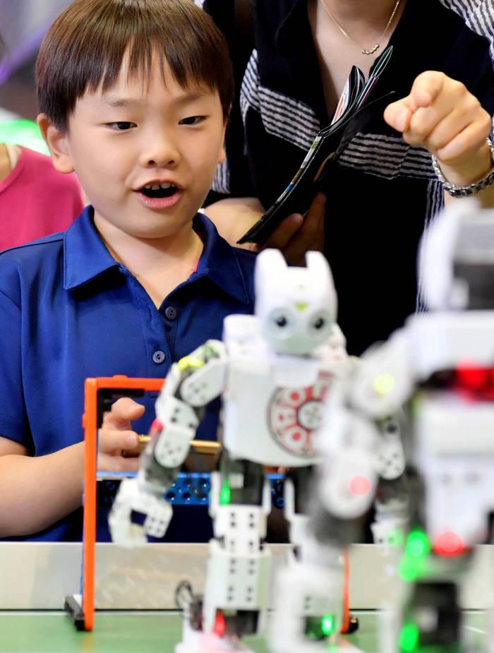 2018 대한민국 과학창의축전 즐거운 과학탐구생활