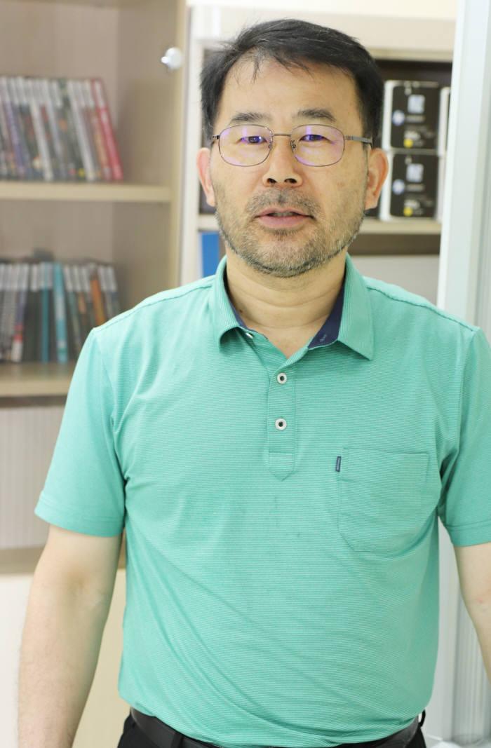 황치옥 GIST 기초교육학부 교수.