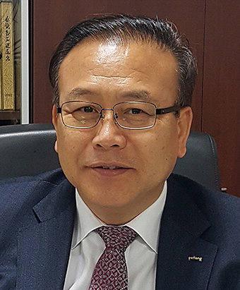 이점식 포항테크노파크 제7대 신임 원장 내정자.