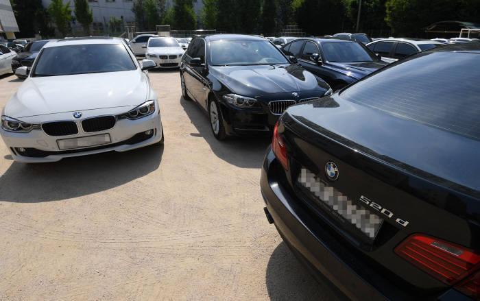 [데스크라인]BMW 한 달...객관적 원인 규명이 없다