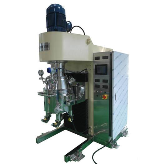 티에스아이(TSI)가 개발한 이차전지 전극제조용 고효율 믹서 코로나 믹스(Corona Mix).
