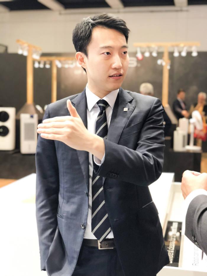 데이비드 첸 에코백스 해외사업 총괄사장
