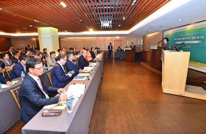 문 대통령 언급했던 'VKIST' 논의 스타트...대한민국 최대 규모 과학기술 ODA
