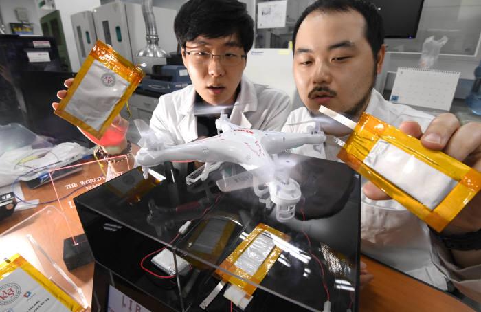 한국과학기술연구원, 차세대 전지시스템 중 하나인 리튬금속-이온 전지 개발