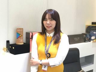 김유라 한빛소프트 대표