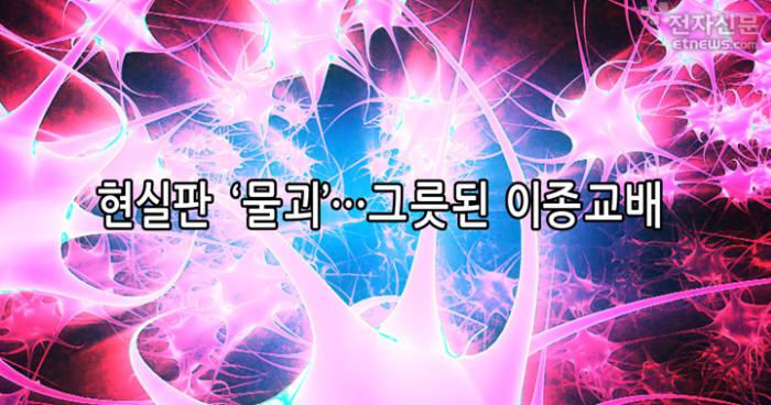 [모션그래픽]그릇된 갈망, 현실판 '물괴'