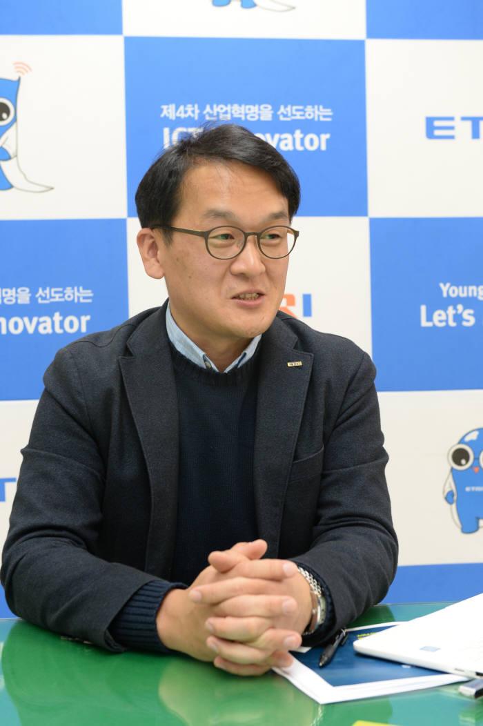 정환석 ETRI 광네트워크연구그룹 박사