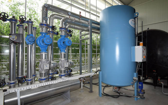 스마트팜 온수 제어 시스템