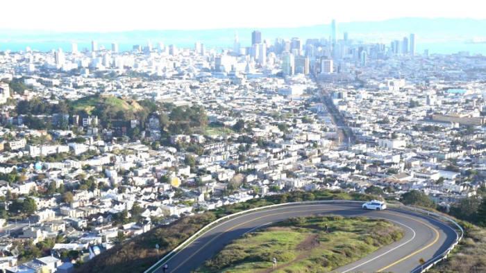 미국 샌프란시스코에서 웨이모 주행 모습<출처: 웨이모>