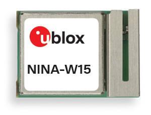 유블럭스, 와이파이와 듀얼 모드 블루투스 동시 수신하는 IoT 게이트웨이용 모듈 발표