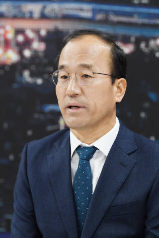 장영민 한국통신학회장(국민대 교수)