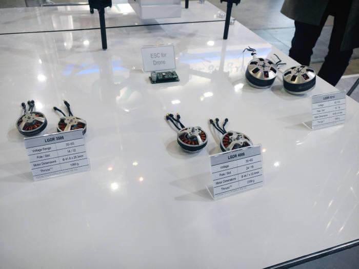 LG, 드론 '부품' 사업 진출한다…중국산 대항마로 부상