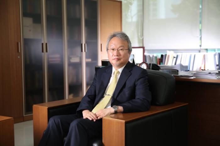 여준구 한국과학기술연구원(KIST) 로봇·미디어연구소장