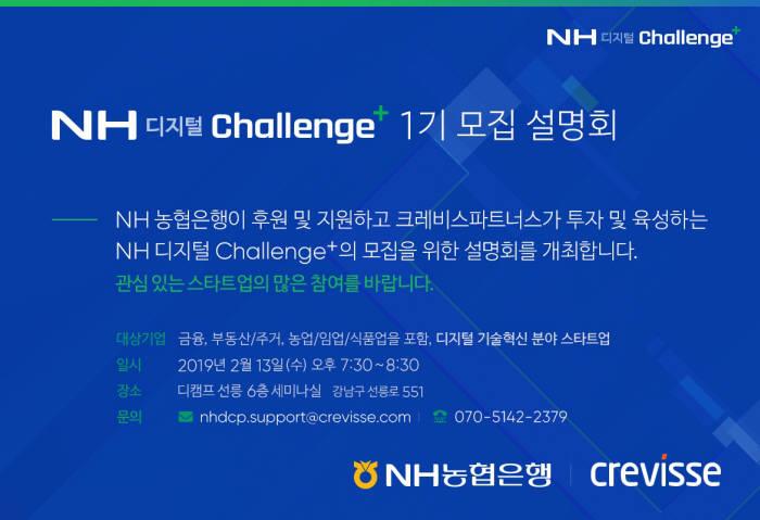 NH농협-소셜임팩트투자사 크레비스, 디지털 기술혁신 액셀러레이팅 맞손