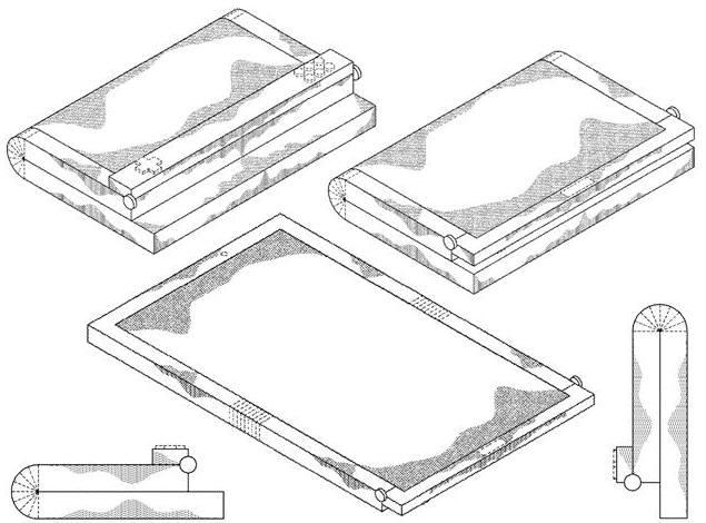 최근 삼성디스플레이가 미국 특허 취득한 폴더블 게이밍 전용 폰