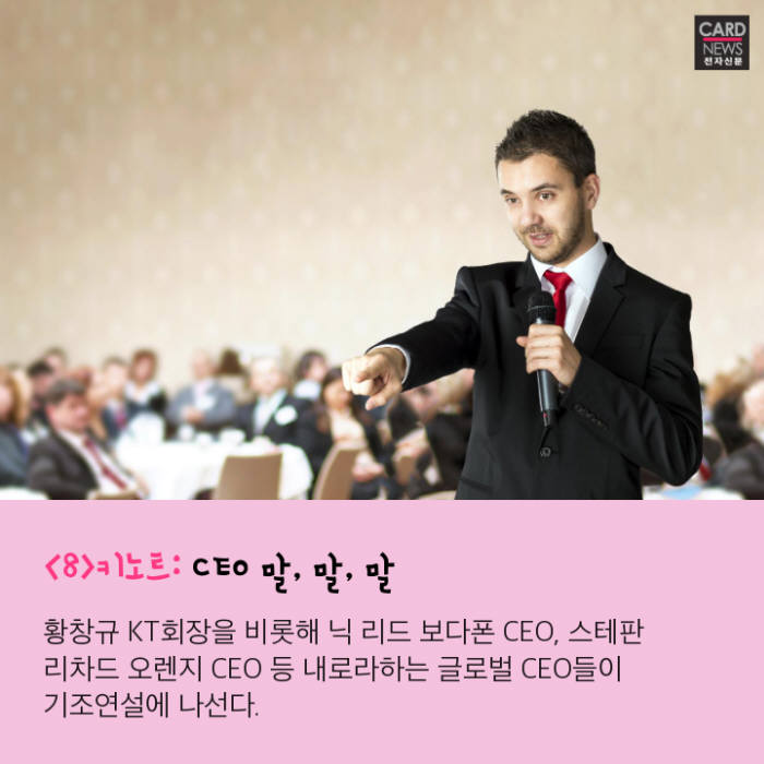 [카드뉴스]MWC19, 10대 관전 포인트