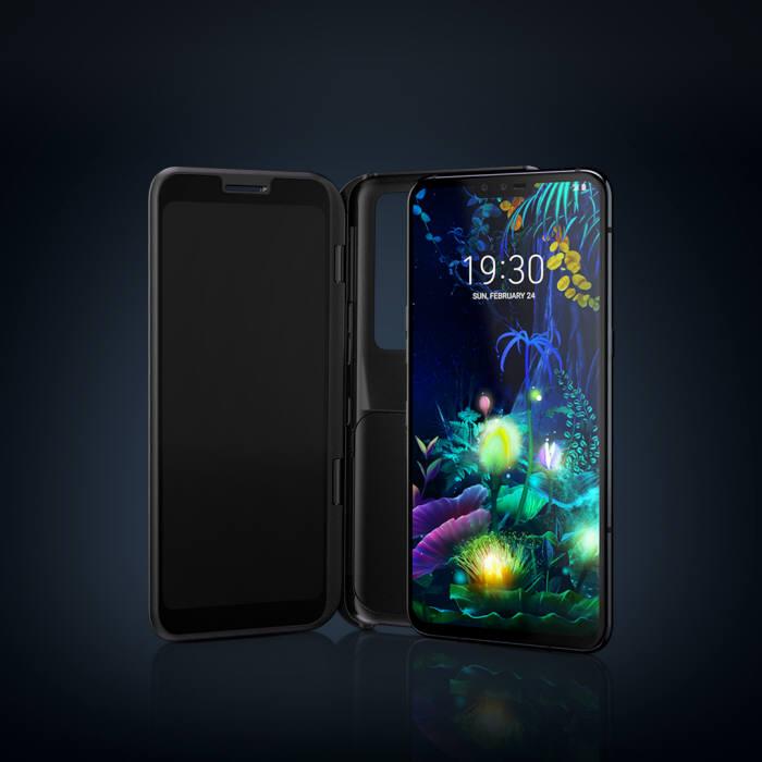 [MWC19 바르셀로나]LG V50 씽큐 5G·LG G8 씽큐 '호평'