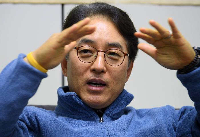 """[데스크가 만났습니다]손윤환 다나와 대표 """"가격비교 핵심은 '소비자'"""""""
