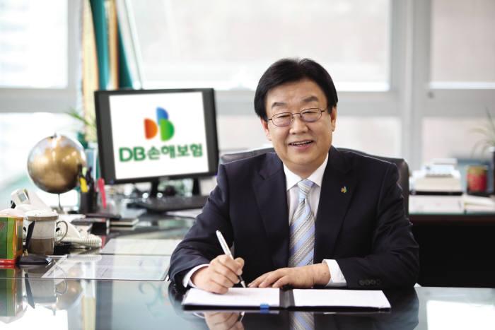 김정남 DB손해보험 사장