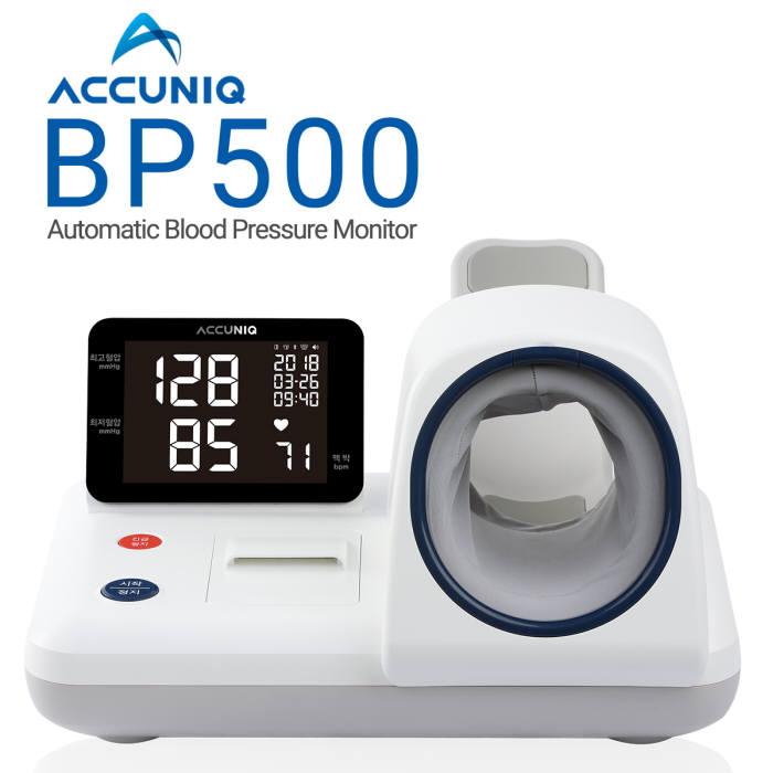 셀바스 헬스케어 전자동혈압계 BP500