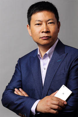위청동 화웨이 컨슈머비즈니스그룹 CEO