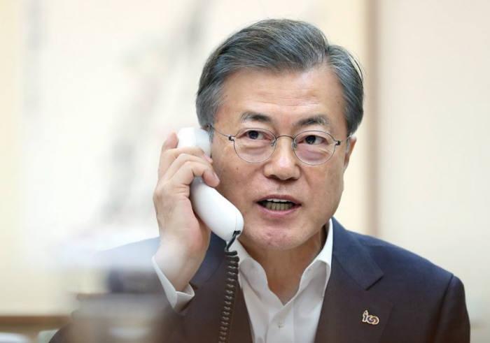 """북한 미국과 비핵화 협상 중단 고려...청와대 """"어떤 상황에서도 협상 재개 노력"""""""