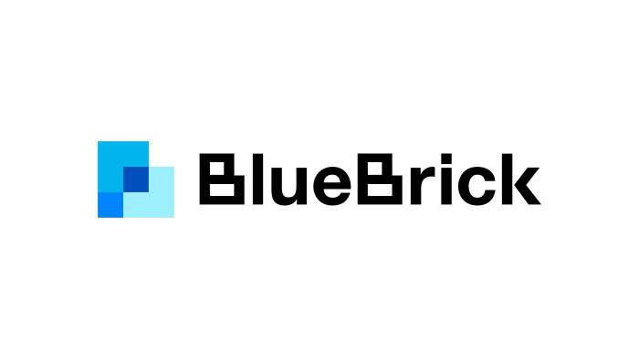 블루브릭 로고