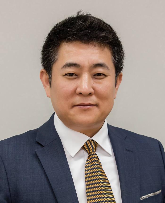 박진성 래피드세븐코리아 지사장