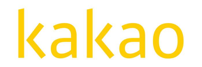 카카오 CI(출처:카카오 홈페이지)