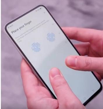애플, 허공에 손가락 패턴입력 '제스츄어 특허' 출원...터치아이디 부활하나