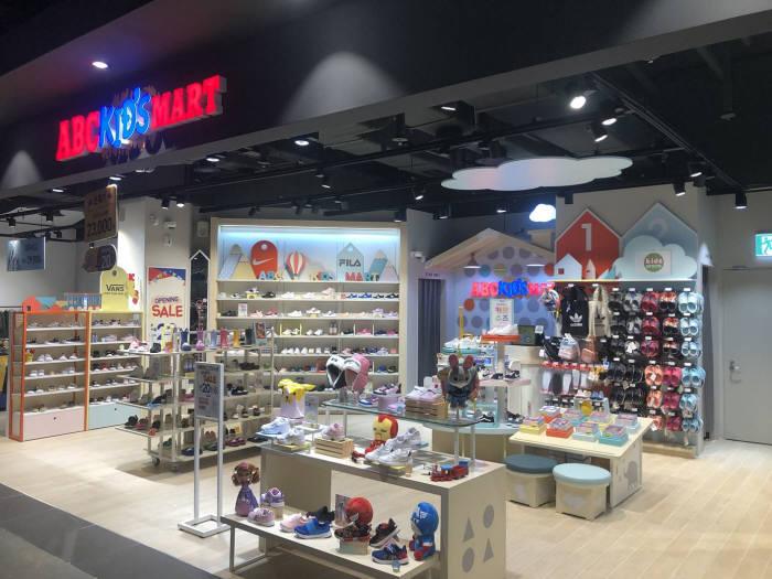 ABC마트, 스타필드 코엑스몰에 'ABC키즈마트' 오픈