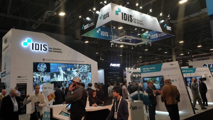 국내 영상보안 기업, 'ISC WEST 2019'서 최신 영상 보안 솔루션 선보여