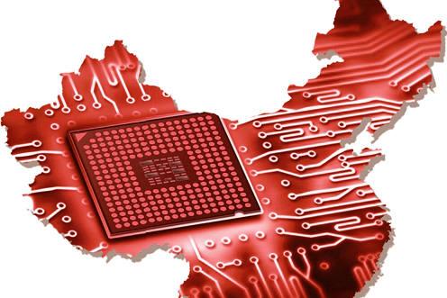중국 반도체. <전자신문 DB>