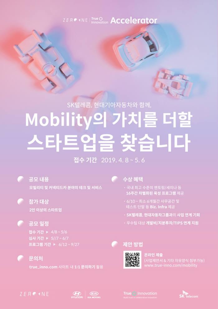 SK텔레콤-현대차, 모빌리티 스타트업 육성·투자